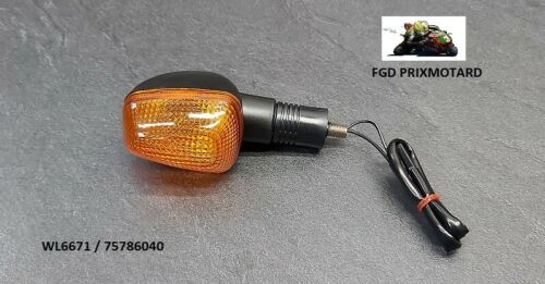 GSXR 1300 1999/2005 CLIGNOTANT ARRIERE GAUCHE