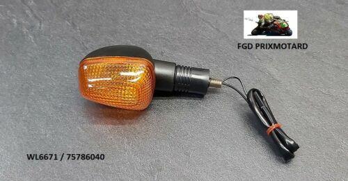 GSX 1200 INAZUMA CLIGNOTANT ARRIERE GAUCHE